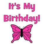 It's My Birthday! Butterfly