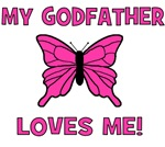 My Godfather Loves Me! - Butterfly