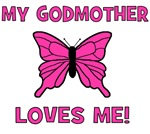 My Godmother Loves Me! - Butterfly