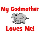 My Godmother Loves Me! - Elephant