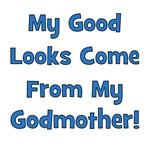 Good Looks From Godmother - Blue