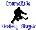 Incredible Hockey Player