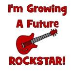 Growing A Future Rockstar!