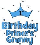 1st Birthday Prince's Granny!