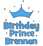 Birthday Prince Brennan!