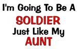 Soldier Aunt Profession
