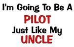 Pilot Uncle Profession