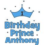 1st Birthday Prince ANTHONY!