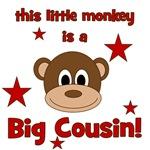 Little Monkey Is Big Cousin