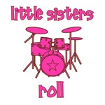 Little Sisters Roll! Drum