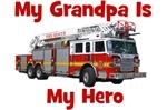 Grandpa Is My Hero FireTruck