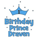 1st Birthday Prince DRAVEN!