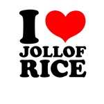 I Love Jollof Rice