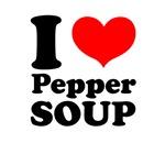 I Love Pepper Soup