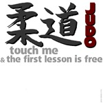 Judo - touch me, your first lesson is free