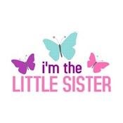 i'm the little sister butterfly