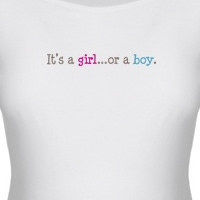 it's a girl... or a boy