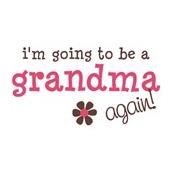 i'm going to be a grandma again