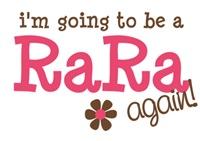 going to be a rara again t-shirts