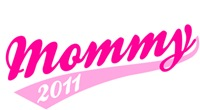 Mommy Team T-shirt 2011 pink
