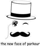 Modern Day Gentlemen Face (dark)