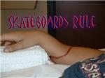 Skateboards Rule