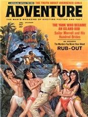 ADVENTURE, Dec, 1961 posters & prints