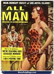 ALL MAN, May 1959