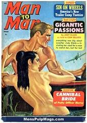 MAN TO MAN, Jan. 1965 -
