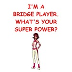a funny bridge joke on gifts and t-shirts