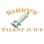 Barry's Talent Juice