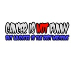 Cancer Is Not Funny, But...