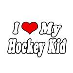 I Love My Hockey Kid