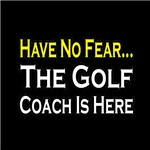 Have No Fear, Golf Coach Is Here