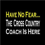 Have No Fear, Cross Country Coach Is Here