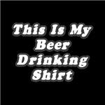 My Beer Drinking Shirt