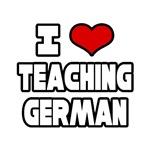 I Love Teaching German