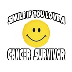 Smile If You Love A Cancer Survivor