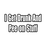 I Get Drunk and Pee on Stuff