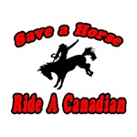 Save Horse, Ride Canadian