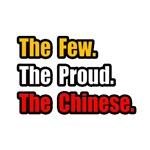Few. Proud. Chinese.