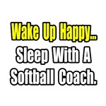 ..Sleep With a Softball Coach