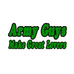 Army Guys Make Great Lovers