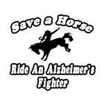 Save Horse, Ride Alzheimer's Fighter