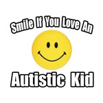 Smile If You Love an Autistic Kid