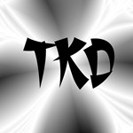 Faux Metallic Silver TKD Gifts and Cards