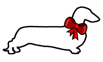 <h4>Holiday Dachshund Section</h4>