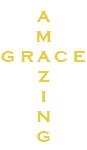 Gold Amazing Grace