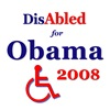 DisAbled for Obama