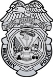 Military Police Badge